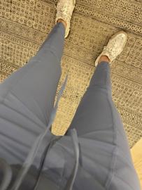 Travel pants Azzurro - blue