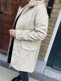 Rain jacket - beige