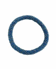 Roll on bracelet Loffs - blue