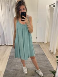 Summer dress - green