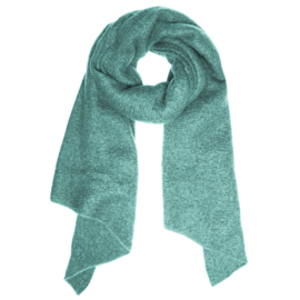 Comfy scarf - light green