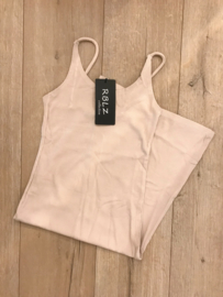 Slip dress Rebelz - beige