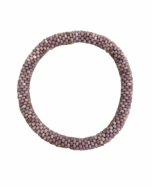 Roll on bracelet Loffs - lila
