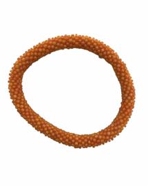 Roll on bracelet Loffs - orange