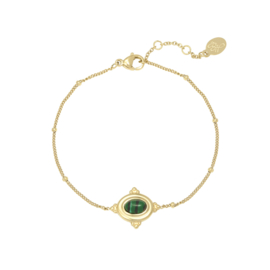 Bracelet Mystic Love - green