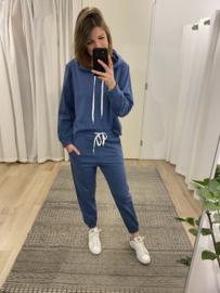 Comfy set Azzurro - blue