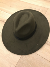Hat - army green