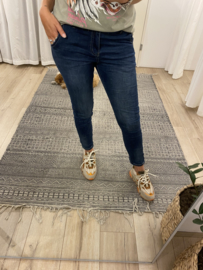 Mom jeans Azzurro - mid blue