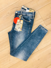 C.O.J. sophia jeans - medium blue (L28)