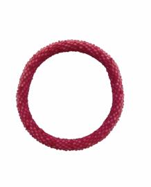 Roll on bracelet Loffs - pink