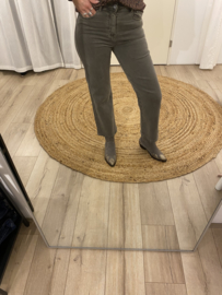 Straight jeans Azzurro - taupe