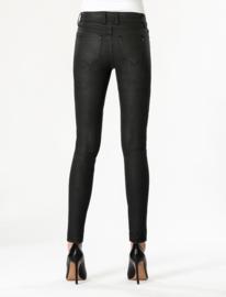 C.O.J. sylvia jeans - coated black (L32)