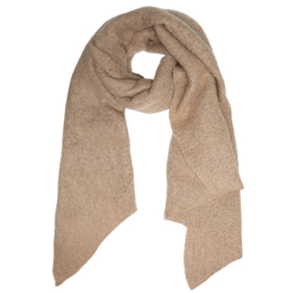 Comfy scarf - brown