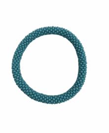 Roll on bracelet Loffs - aqua