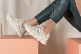 DWRS Label Los Angeles sneakers - sand