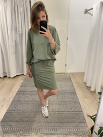 Sweater pull - army green