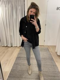 Embroidery jacket 2.0 - black