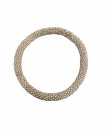 Roll on bracelet Loffs - off white