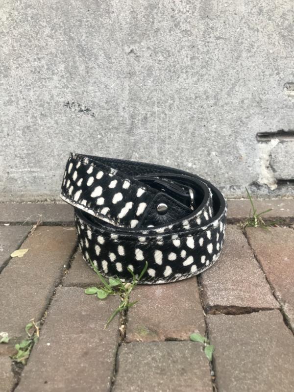Leather strap Rebelz - dot