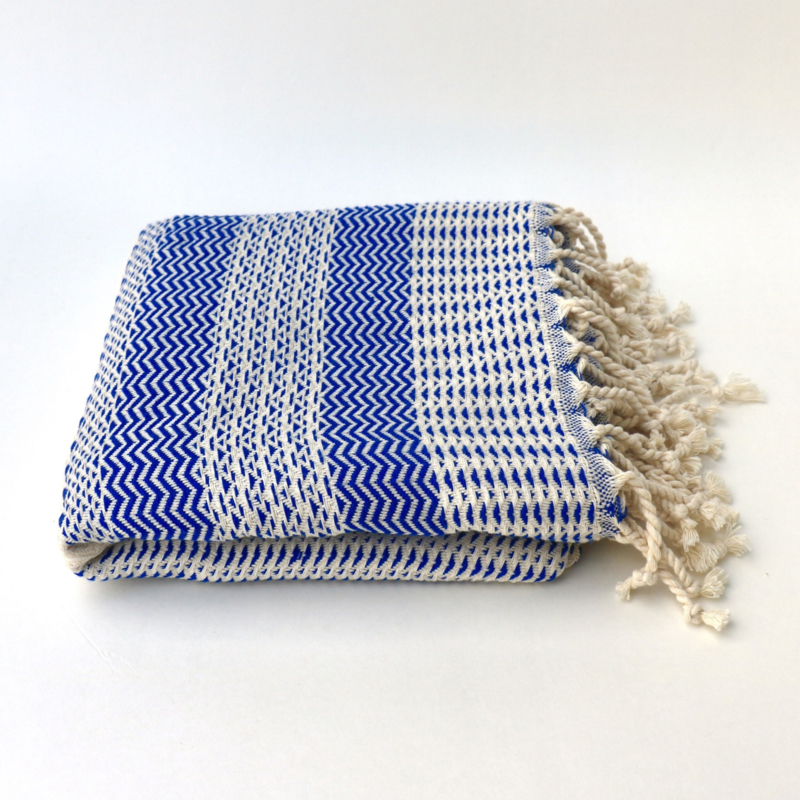 Towel Rincon Large - navy