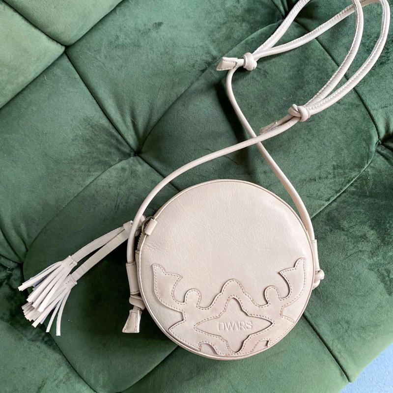 DWRS Label Bergamo bag - leather beige