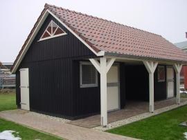 Belgische carboleum zwart 5L