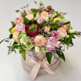 Flowerbox ROND