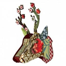Trophy Roe - Flower Blow-Up