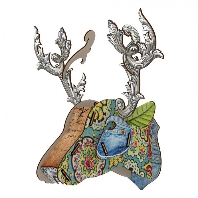 Miniature Trophy Deer - Prodigy