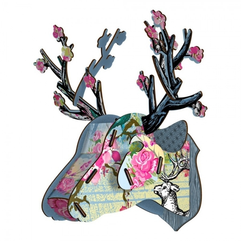 Miniature Trophy Deer - It's A Gem!