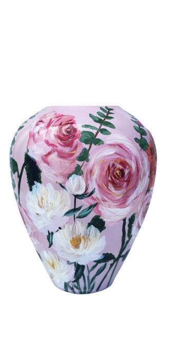 Vaas Flower Pink (Milou van Schaik Martinet)