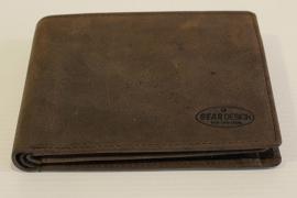 BEAR DESIGN Heren Billfold - HD 2749