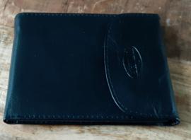 Klikklak portemonnee - bear design  black