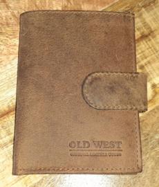 Aluminium credit card houder 16666 l bruin