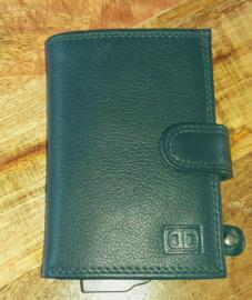 Aluminium credit card houder 17201 blauw