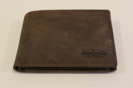 BEAR DESIGN Heren billfold - HD 8731