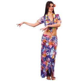 Hawai rok met blouse