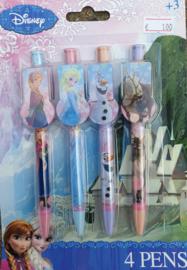 Frozen pennen