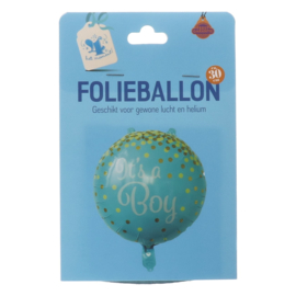 Folieballon It's a boy