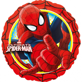 Folieballon Spiderman