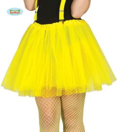Tutu neon geel