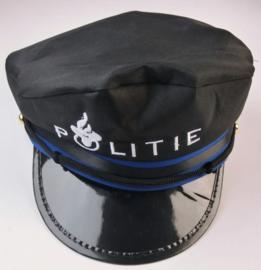 Politie pet zwart