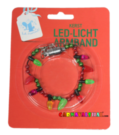 Kerst armband lampjes