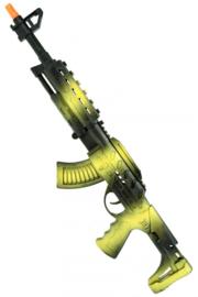 Geweer army AK47
