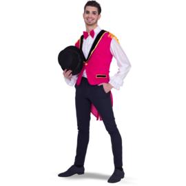 Circus gilet pink