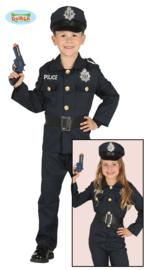 Politie jongen of meisje