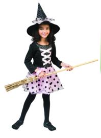 Heksenjurkje Hocus Polka Witch