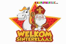 Welkom Sinterklaas