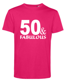 Shirt 50 and fabulous