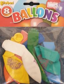 Ballonen Welkom Thuis